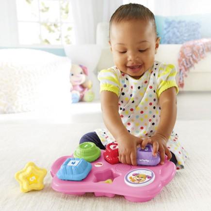 Fisher Price Laugh & Learn® Cupcake Shape Sorter