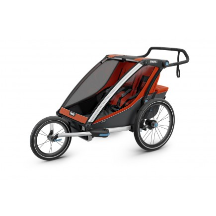 Thule Chariot Cross 2 + Cycle/Stroll