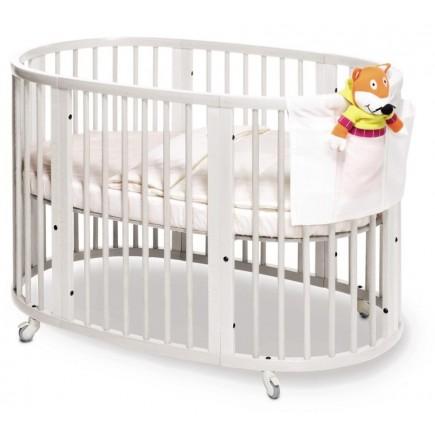 Stokke Sleepi Crib in White