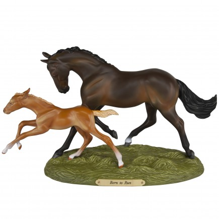 Trail of painted ponies Born To Run-Standard Edition
