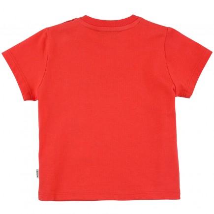 BOSS Cotton jersey Tee