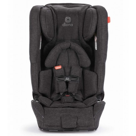 Diono Rainier 2 AXT All-in-One Convertible Car Seat + Booster - Black