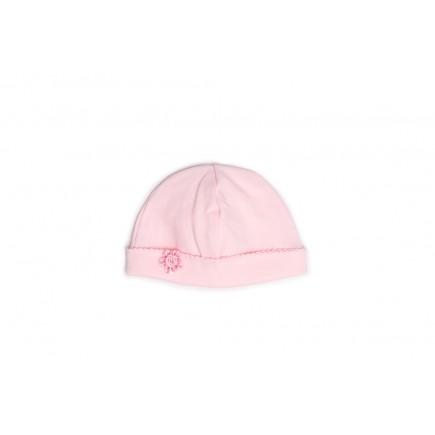 RB Royal Baby Organic Cotton Beanie Hat Super Soft Infant Cap (Princess Cecilia)