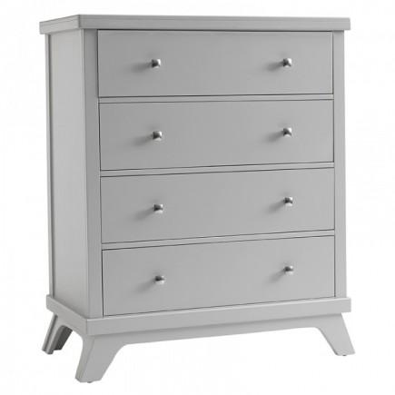 4 Drawer Mid Century Dresser