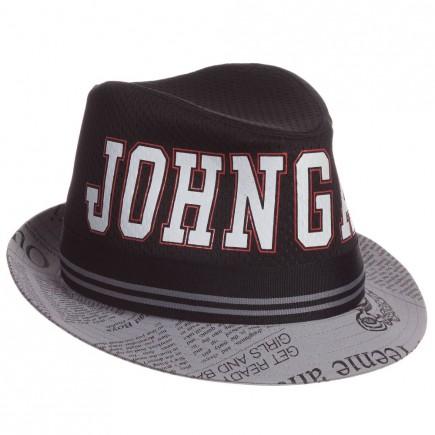 JOHN GALLIANO Boys Gazette Trilby Hat
