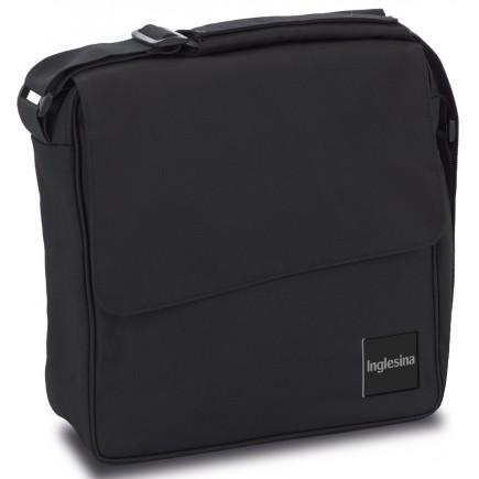 Inglesina Quad/Trilogy City Diaper Bag - Total Black