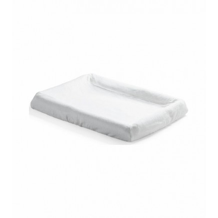 Stokke Home Changer Mattress Cover, 2pc - White