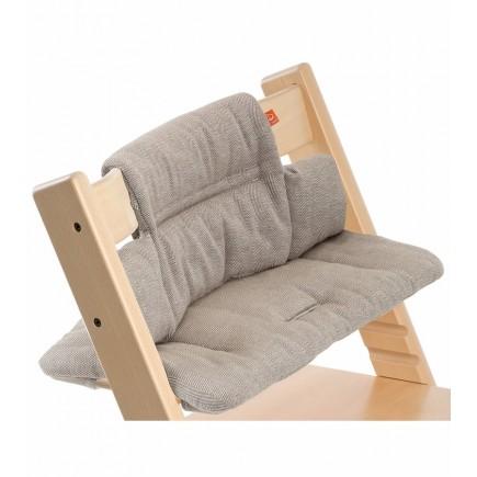 Stokke Tripp Trapp Cushion in Hazy Tweed