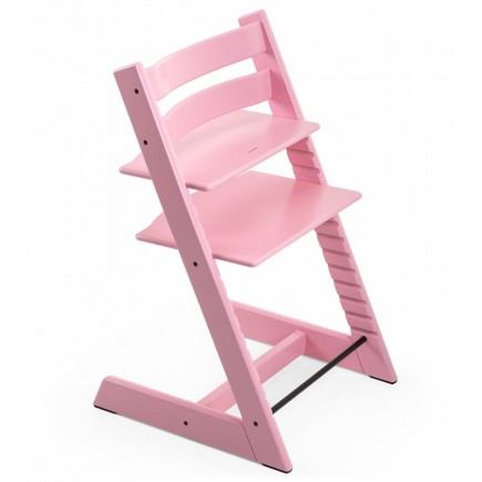 Stokke Tripp Trapp High Chair in Soft Pink