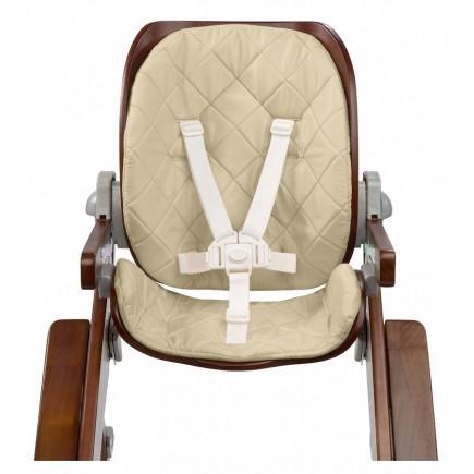 Summer Infant Bentwood High Chair Seat Set (Beach Sand Beige)