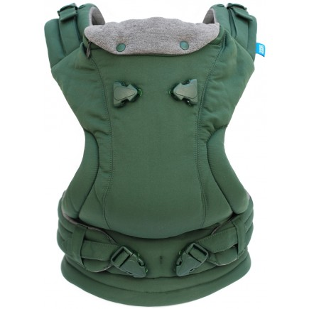 Diono We Made Me Imagine 3 in 1 Deluxe Baby Carrier - Racing Green