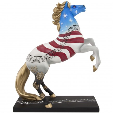 Trail of painted ponies Yankee Doodle-Standard Edition