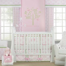 Wendy Bellissimo Gracie 3 Piece Baby Crib Bedding Set