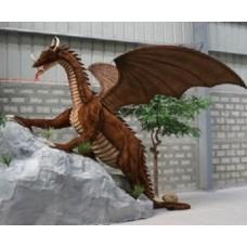 Hansa Toys Hansatronics Mechanical Grand Dragon Life Size