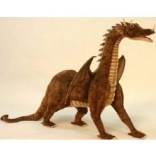 Hansa Toys Great Dragon Ride-On 45''