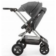 Stokke Scoot V2 Stroller - Black Melange