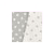 Summer Infant SwaddleMe® Pod 2-PK - Grey/White Dot