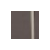 Kyoto GLIDER-Slate with Ecru Piping