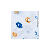 Summer Infant SwaddleMe® Muslin Blankets 3-PK - Go Team