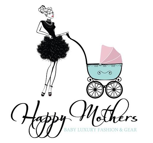 Happy mothers logo